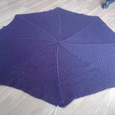 Plaid octogonal