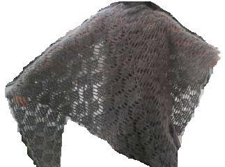 Châle pavé