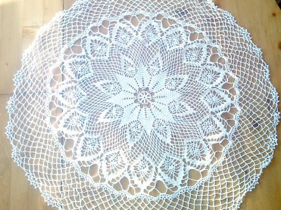 Nappe (crochet 1,25  / 60cm )